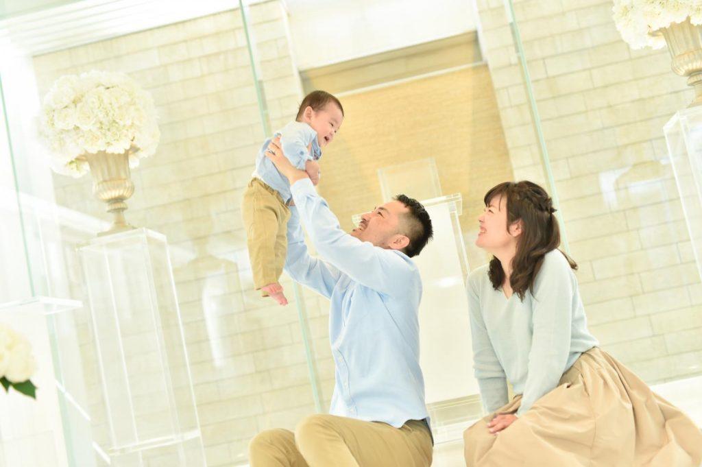 【記念日フォトレポvol.17】○○との撮影も可能!家族みんなで撮影を アクアガーデンテラス(大阪)のアイキャッチ