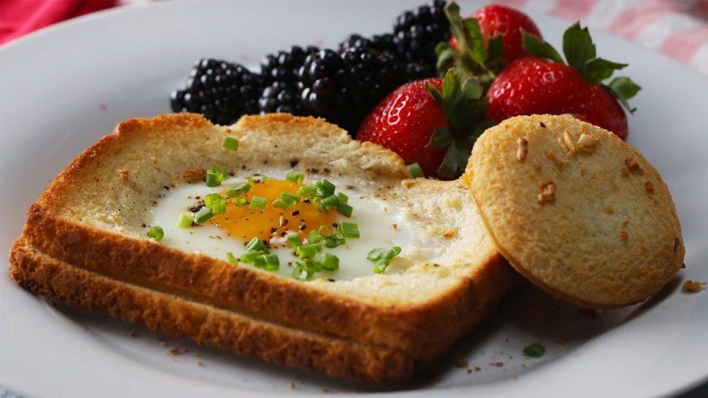 【Tasty Japan おすすめレシピ】いつもの朝食をレベルアップ!ハムチーズトーストのアイキャッチ